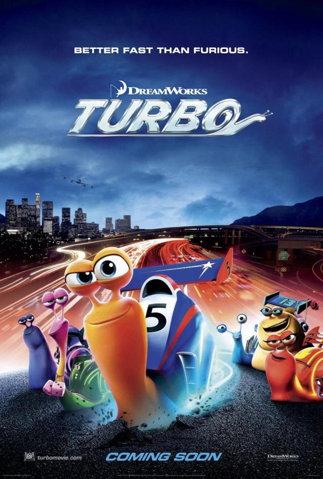 Turbo - Poster 2