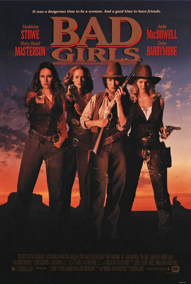 Bad Girls - Poster 1