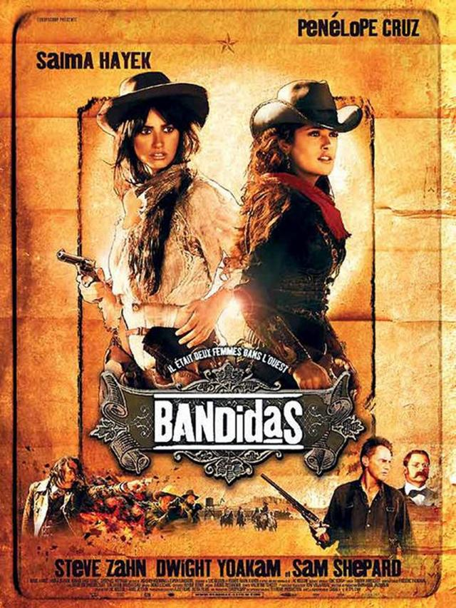 Bandidas - Poster 2