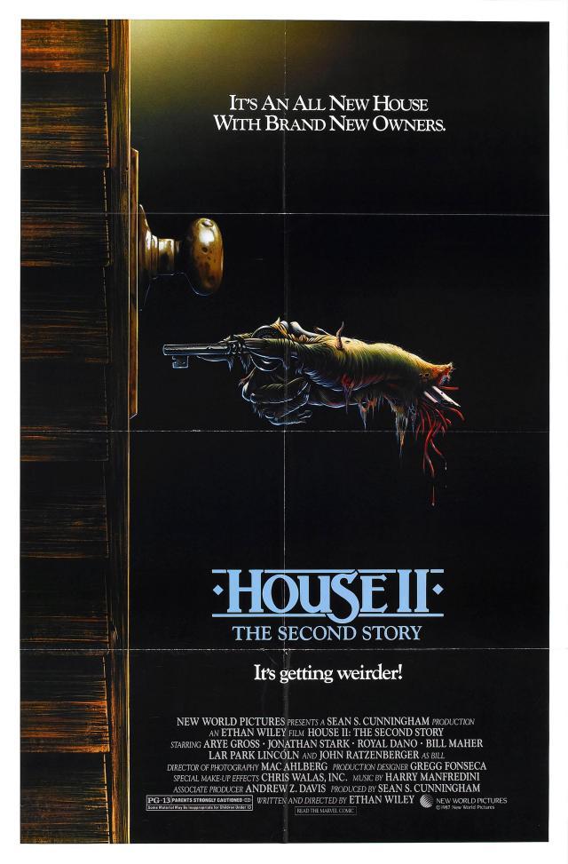 House II - Poster 1