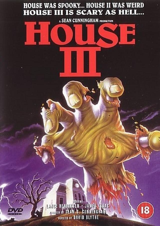 House III - Poster 1