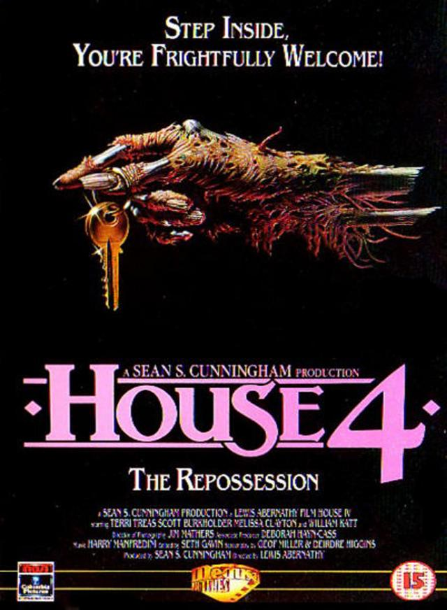 House IV - Poster 1