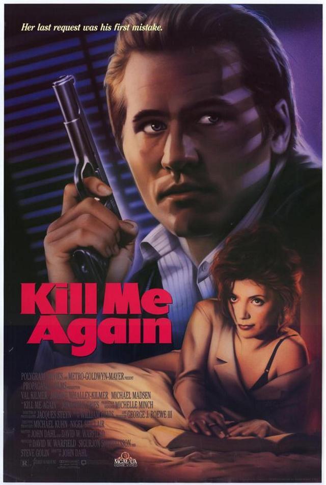 Kill Me Again - Poster 1