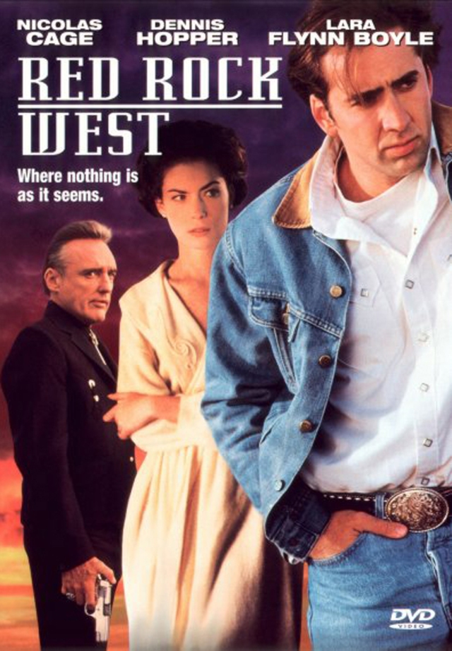 Red Rock West - Poster 3