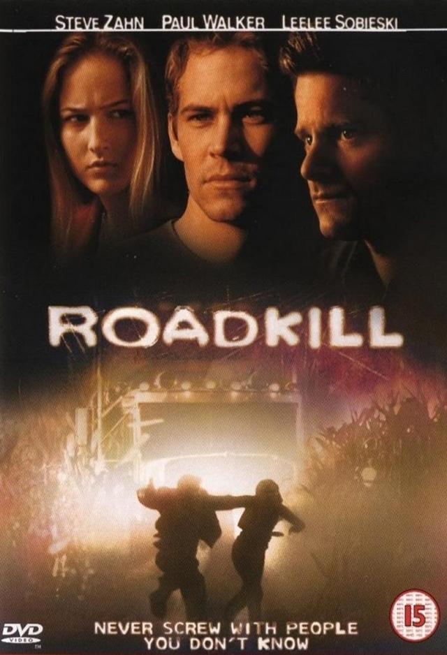 Roadkill - Poster 3