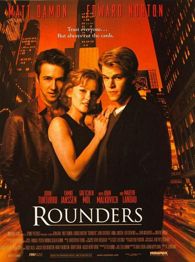 Rounders - Poster 1