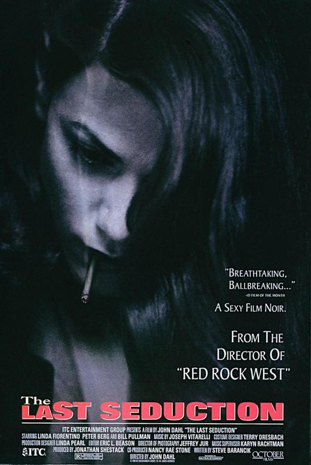 The Last Seduction - Poster 1