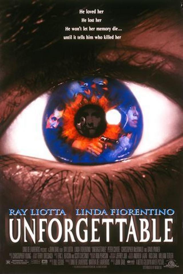 Unforgettable - Poster 1