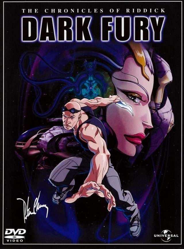 Dark Fury - Poster 1