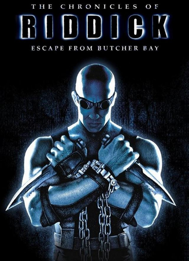 Escape from Butcher Bay - Poster 1