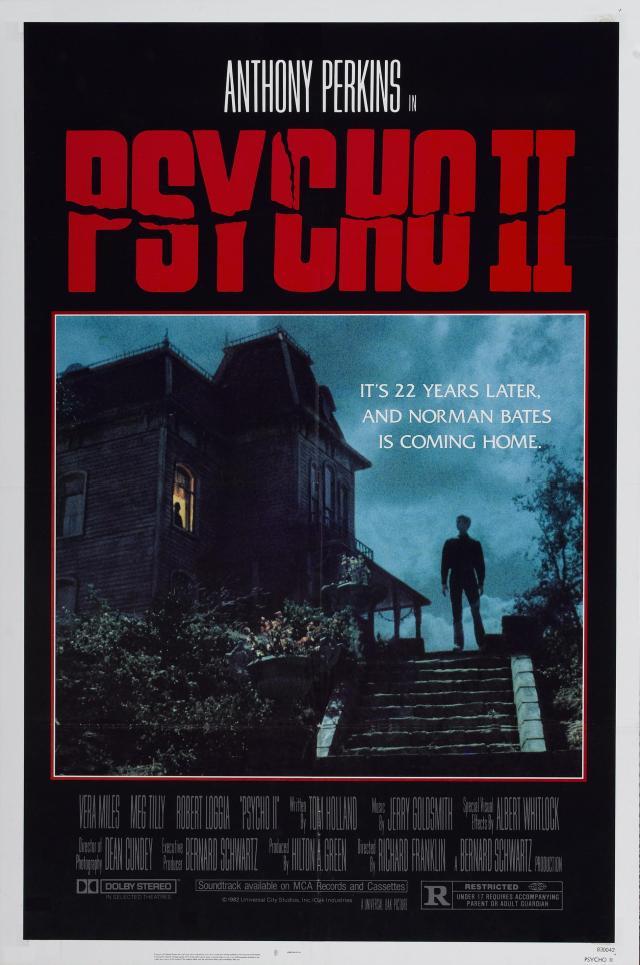 Psycho II - Poster 1