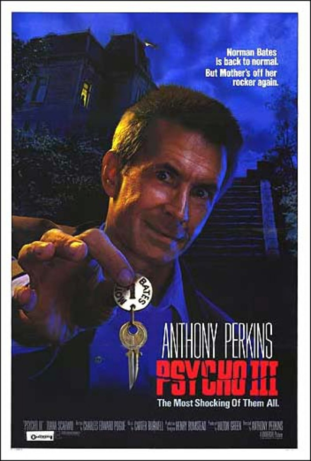 Psycho III - Poster 1
