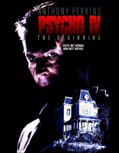 Psycho IV - Poster 3