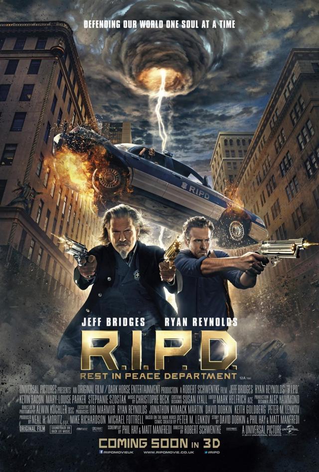 R.I.P.D. - Poster 4