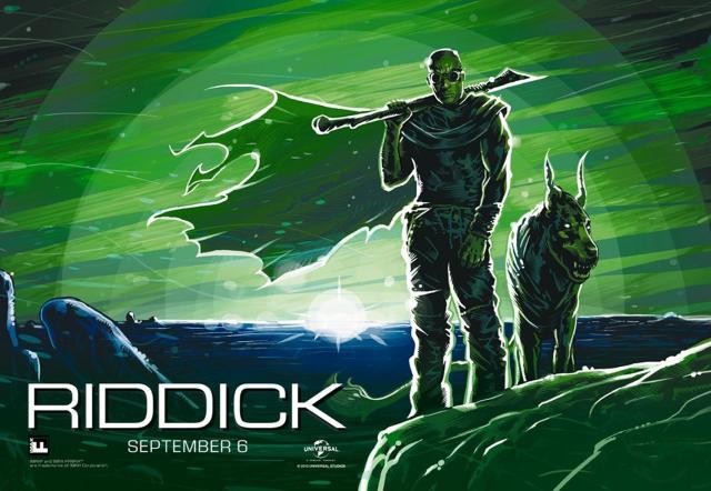 Riddick - Poster 5