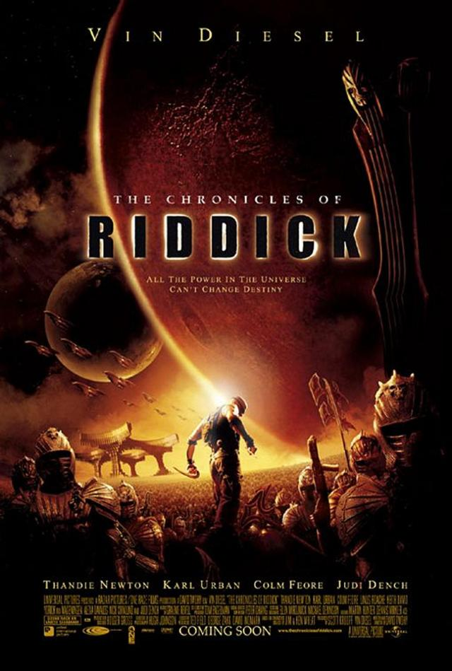 The Chronicles of Riddick - Poster 1-1