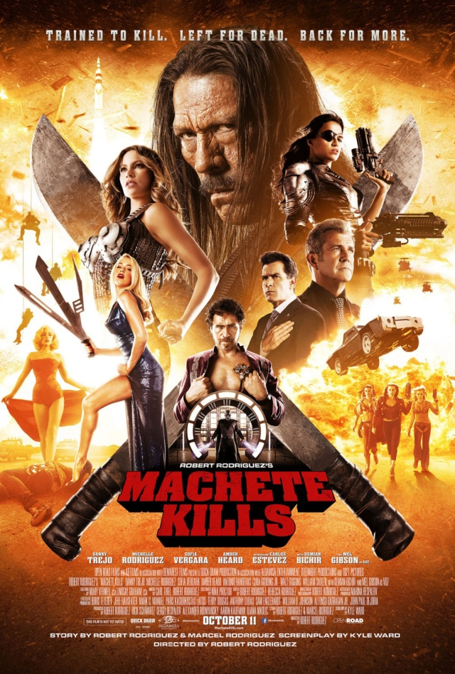 Machete Kills - Poster 10