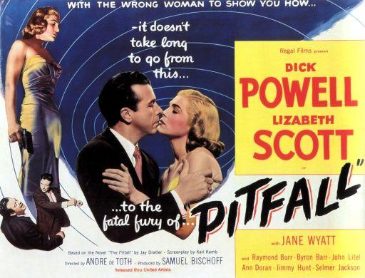 Pitfall - Poster 4