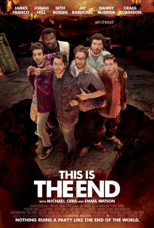 This Is The End - Poster 1