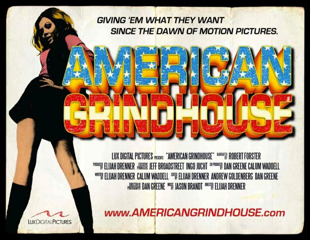 American Grindhouse - Poster 1