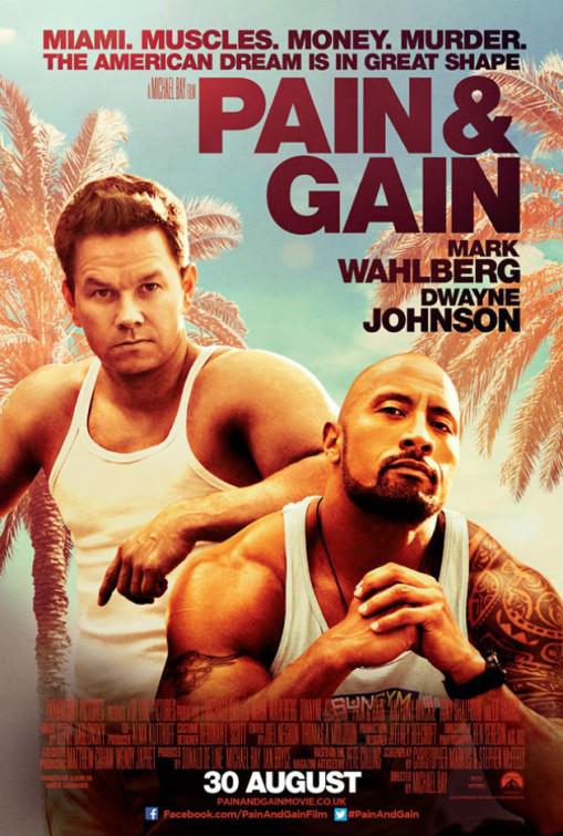 Pain & Gain - Poster 5