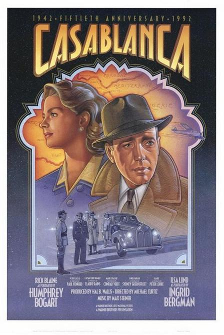 Casablanca - Poster 3