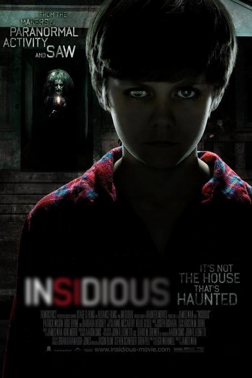 insidioso - Poster 5