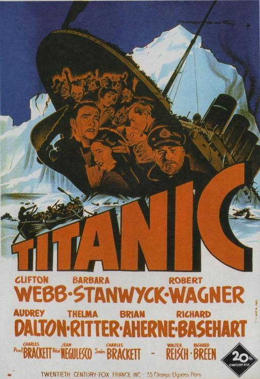 Titanic - 1953