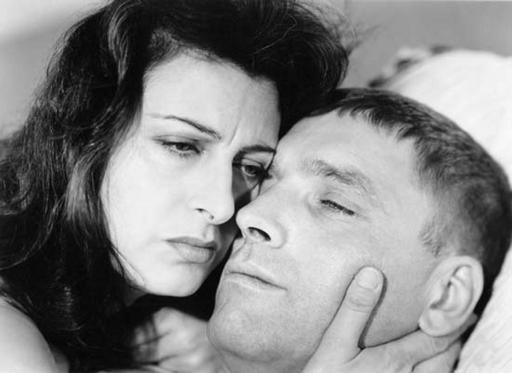 Anna Magnani e Burt lancaster - A Rosa Tatuada