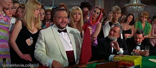 Casino Royale - 1954 - Orson Welles
