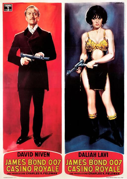 Casino Royale - 1967 - Poster 9