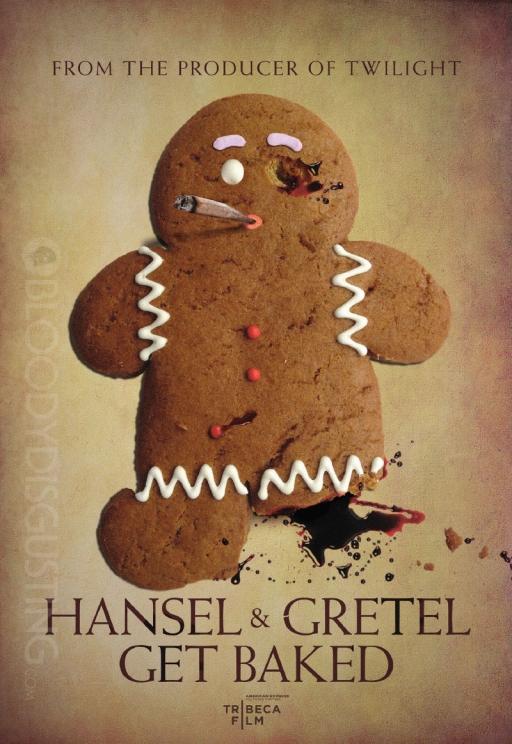 Hansel & Gretel Get Baked - Poster 1