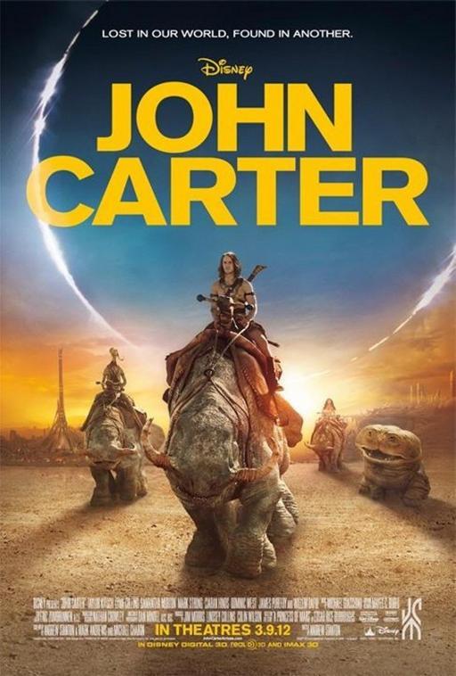 John Carter - Poster 2