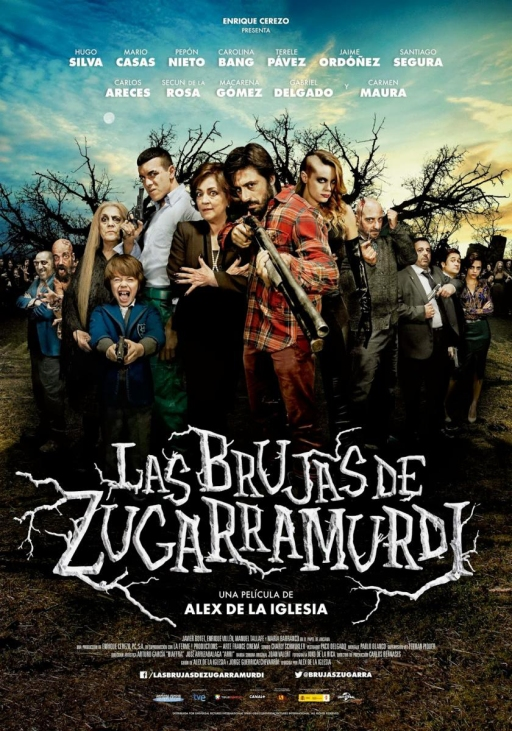 Las Brujas de Zugarramurdi - Poster 1