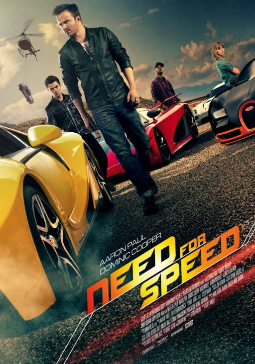 Need For Speed - Poster 3
