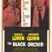 The Black Orchid - Orquídea Negra (1958)