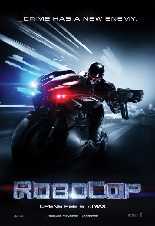 RoboCop - 2014 - Poster 3