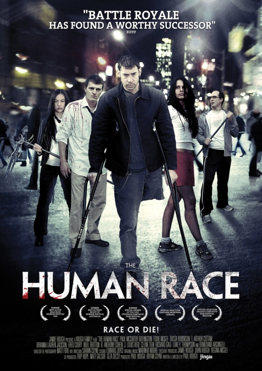 The Human Race - Poster 2