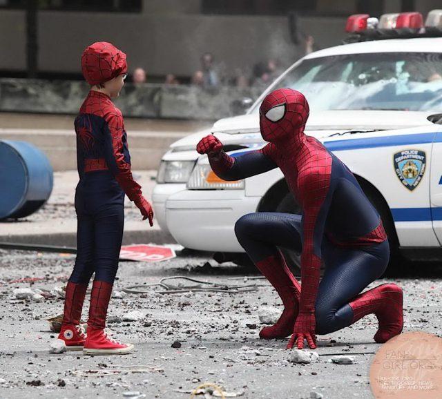 O Fantástico Homem-Aranha 2 - Spidey e o Menino - 2