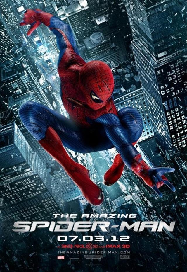 O Fantástico Homem-Aranha - Poster 12