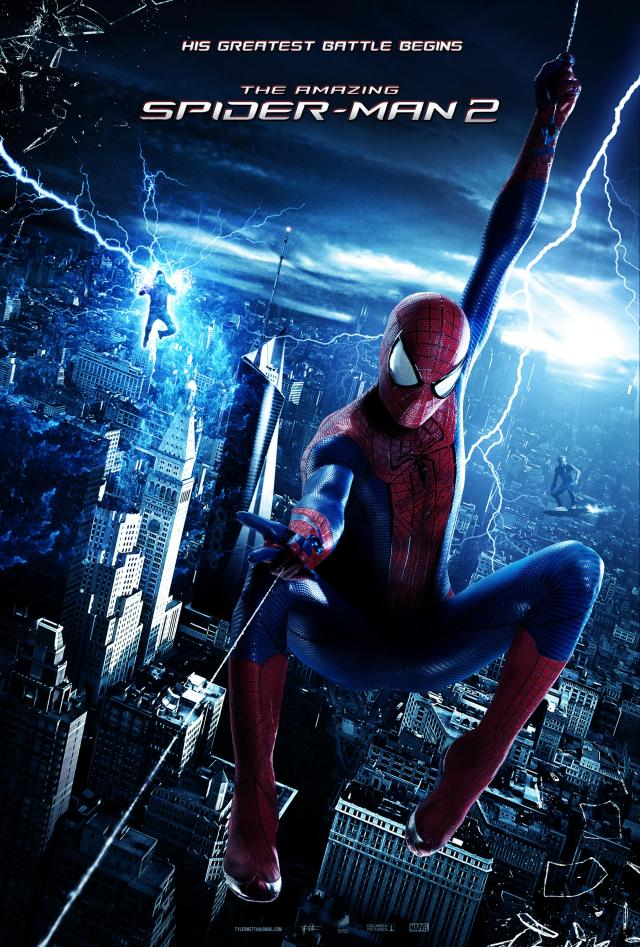 O Fantástico Homem-Aranha - Poster 5