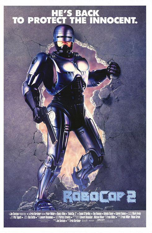 RoboCop 2 - Poster 1