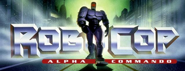 RoboCop - Alpha Commando