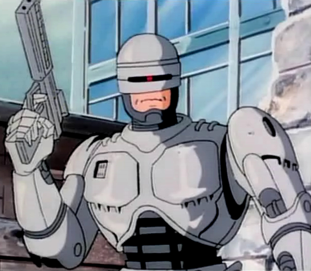 RoboCop - Animated - 1