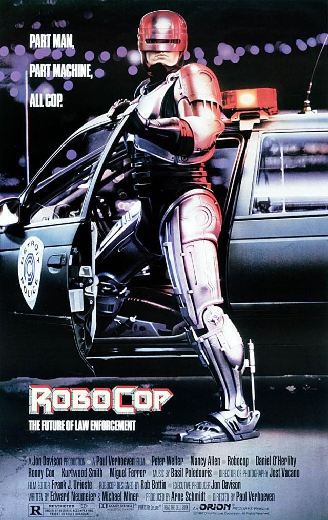 RoboCop - Poster 1