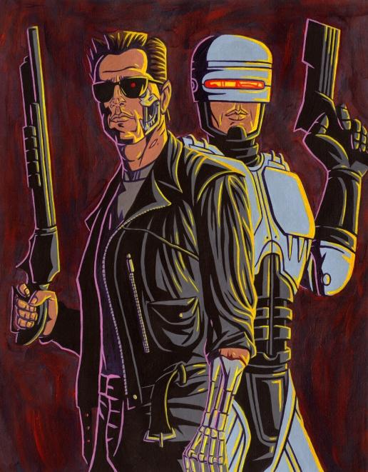 RoboCop vs Terminator - 10