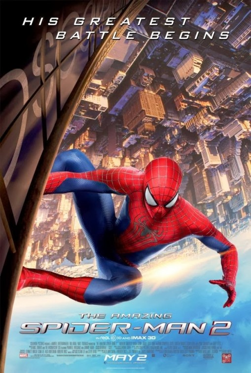 The Amazing Spider-Man 2 - Poster 11