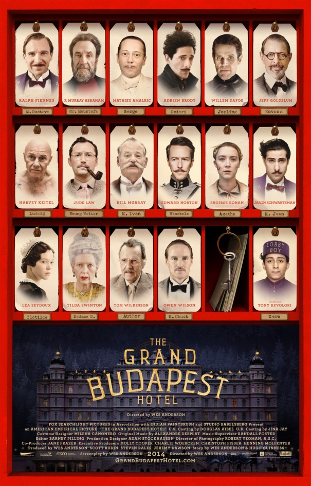 The Grand Budapest Hotel - Poster 2