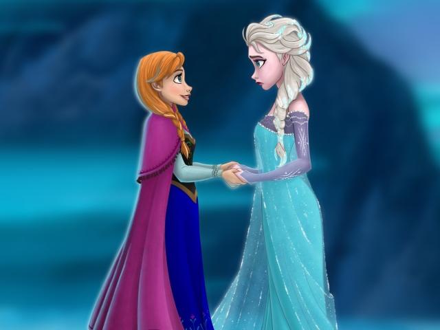Frozen - Anna & Elsa - 1