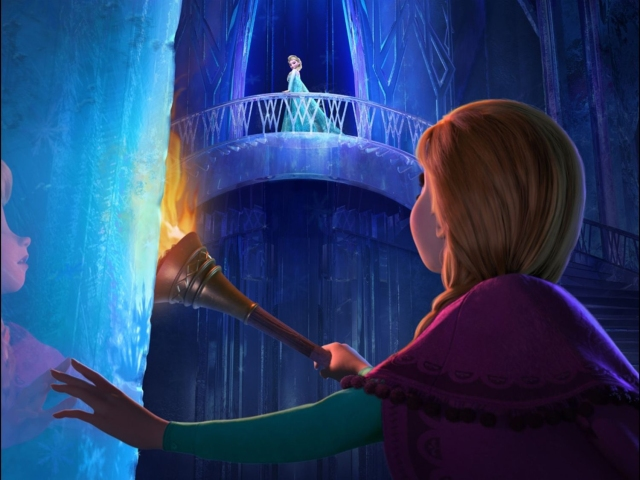 Frozen - Anna & Elsa - 2